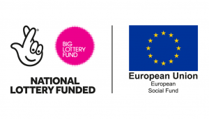 Supported by Lottery & EU